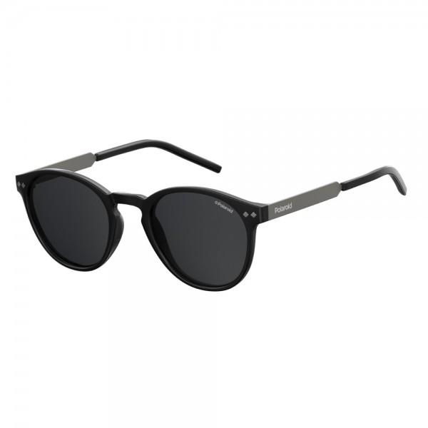 occhiali-da-sole-polaroid-unisex-nero-opaco-lenti-grigio-polarizzate-pld1029-003-m9-50-22-140