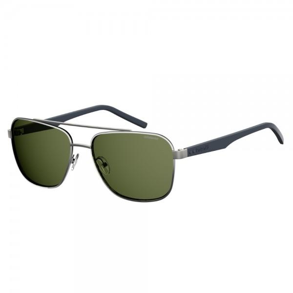 occhiali-da-sole-polaroid-unisex-rutenio-grigio-lenti-grigio-verde-polarizzato-pld2044-6lb-uc-60-16-140