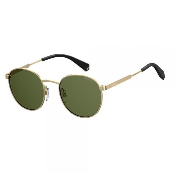 occhiali-da-sole-polaroid-pdl2053-pef-51-20-145-unisex-oro-verde-lenti-verde-polarizzato