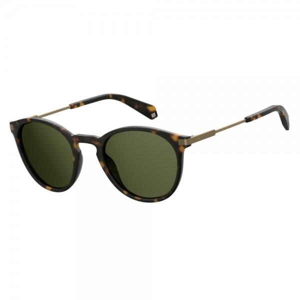 occhiali-da-sole-polaroid-unisex-avana-opaco-lenti-grigio-verde-polarizzato-pld2062-n9p-uc-50-22-140