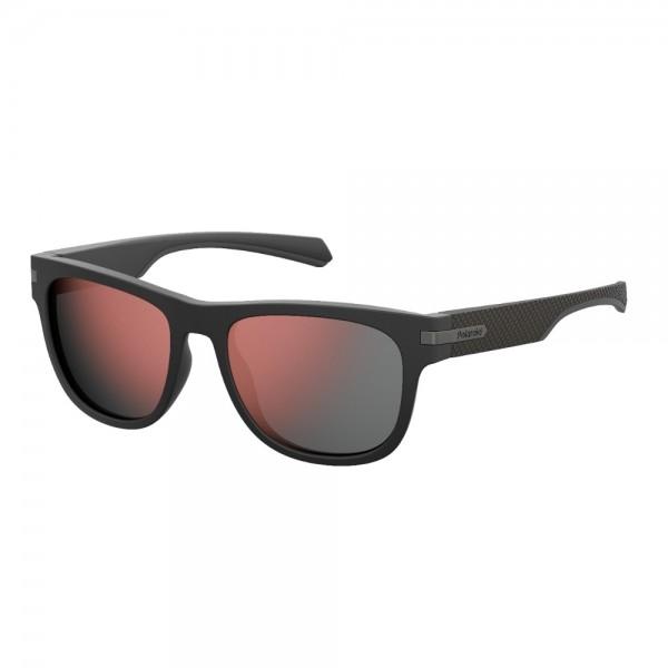 occhiali-da-sole-polaroid-pdl2065-06w-54-19-135-unisex-black-grey-lenti-rosso-specchiato-polarizzato