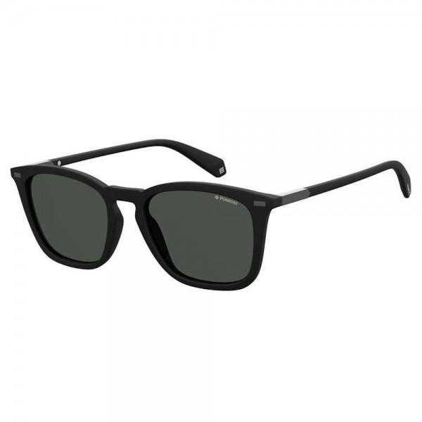 occhiali-da-sole-polaroid-pld2085-003-52-19-145-unisex-matt-black-lenti-grey-polarizzato