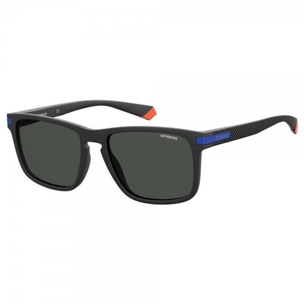 occhiali-da-sole-polaroid-pld2088-0vk-55-18-140-unisex-matt-black-lenti-grey-polarizzato