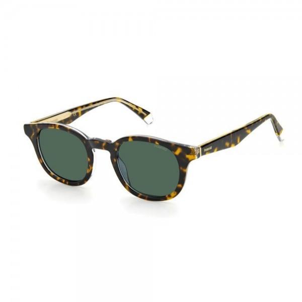 occhiali-da-sole-polaroid-pld2103-s-x-krz-49-24-150-unisex-avana-cristallo-lenti-green-polarizzato