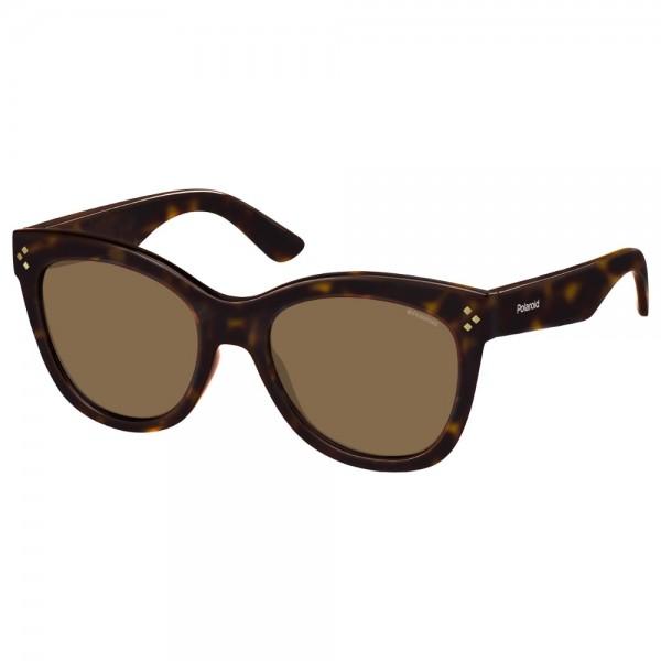 occhiali-da-sole-polaroid-donna-avana-lucido-lenti-brown-polarizzato-pld4040-v08-ig-54-20-145
