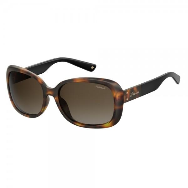 occhiali-da-sole-polaroid-pdl4069-086-59-17-140-donna-havana-scuro-lenti-marrone-sfumato-polarizzato