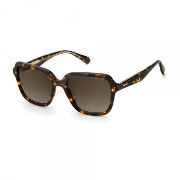 occhiali-da-sole-polaroid-pld4095-s-x-086-53-19-145-unisex-avana-scuro-lenti-brown-gradient-polarizzato