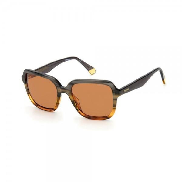 occhiali-da-sole-polaroid-pld4095-s-x-m9l-53-19-145-unisex-grigio-arancio-lenti-copper-polarizzato