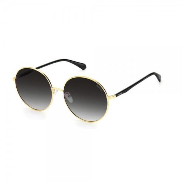 occhiali-da-sole-polaroid-pld4105-g-s-j5g-60-17-150-donna-oro-lenti-grey-gradient-polarizzato