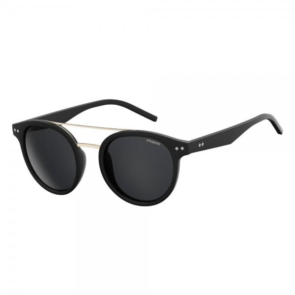 occhiali-da-sole-polaroid-unisex-nero-opaco-lenti-grigio-polarizzato-pld6031-003-m9-49-21-145