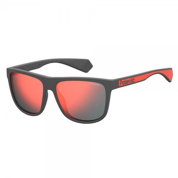 occhiali-da-sole-polaroid-pdl6062-268-57-16-140-unisex-grigio-rosso-lenti-rosso-specchiato-polarizzato