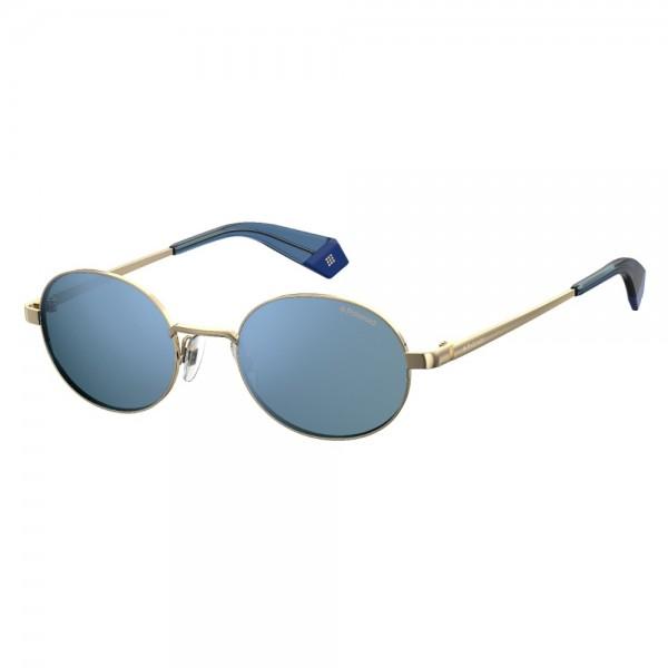 occhiali-da-sole-polaroid-pdl6066-lks-51-20-145-unisex-oro-blu-lenti-grigio-blu-polarizzato