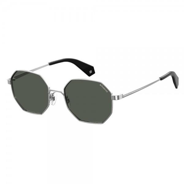 occhiali-da-sole-polaroid-pdl6067-79d-53-19-145-unisex-silver-black-lenti-grigio-polarizzato