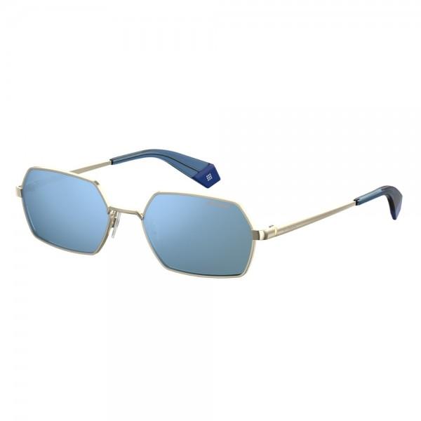 occhiali-da-sole-polaroid-pdl6068-lks-56-18-145-unisex-oro-blu-lenti-grigio-multicromato-polarizzato