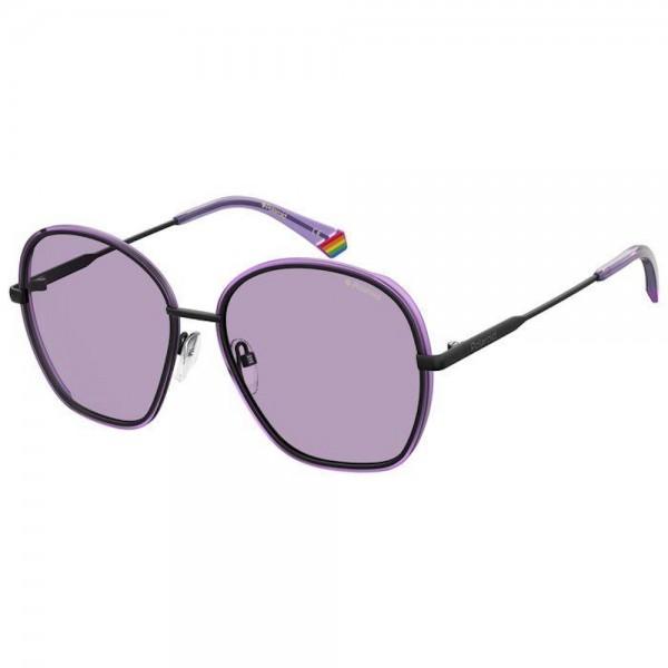 occhiali-da-sole-polaroid-pld6113-b3v-56-16-140-donna-rutenio-lenti-violet-polarizzato