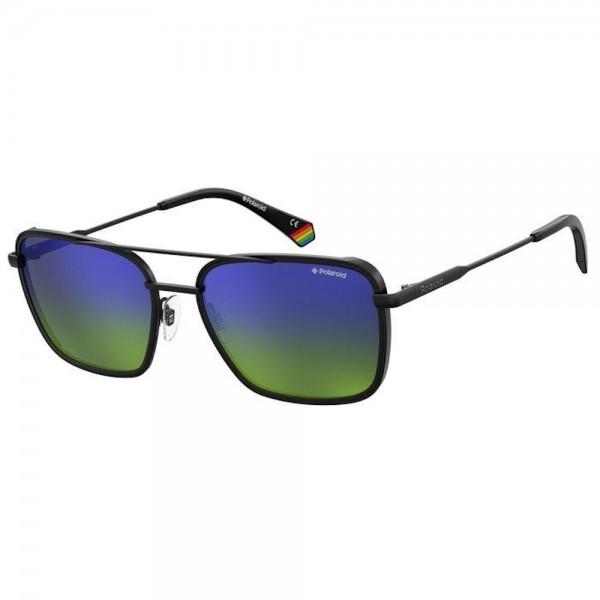occhiali-da-sole-polaroid-pld6115-rnb-56-18-140-unisex-grey-lenti-blu-green-mirror-polarizzato