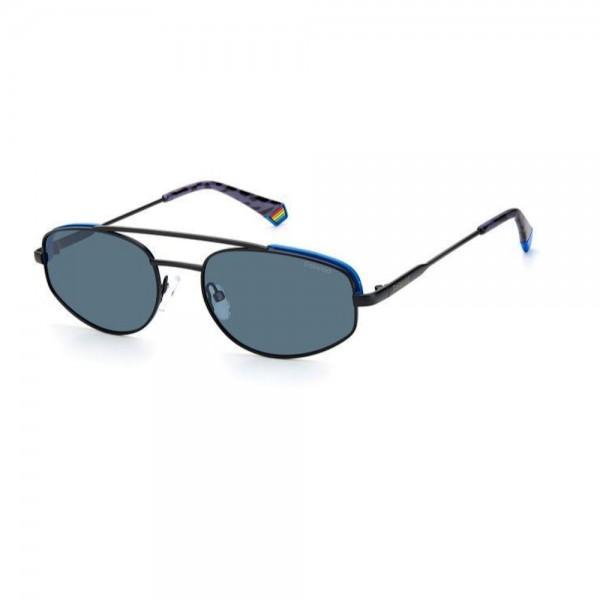 occhiali-da-sole-polaroid-pld6130-s-oy4-55-18-145-unisex-nero-azzurro-lenti-grey-polarizzato