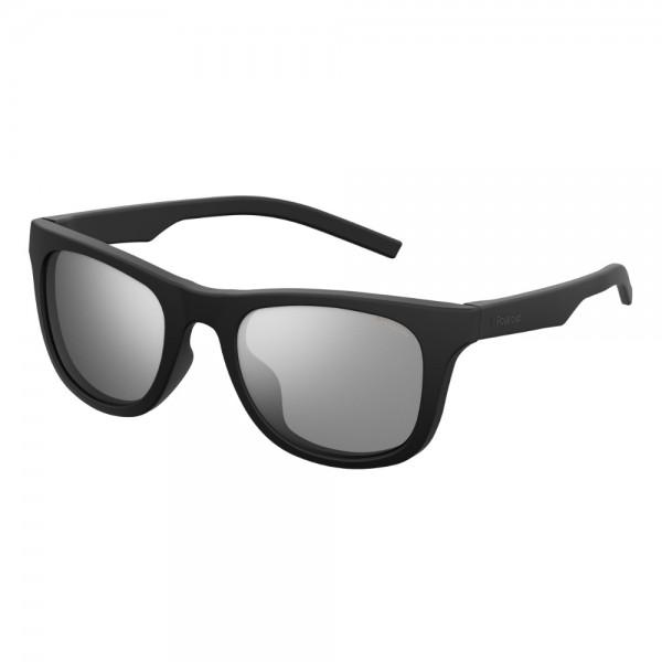 occhiali-da-sole-polaroid-pdl7020-807-52-22-140-unisex-nero-lenti-grigio-flash-specchiato-polarizzato