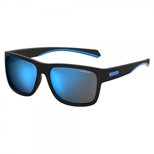 occhiali-da-sole-polaroid-pld7025-el9-58-16-140-unisex-black-blu-lenti-grey-blu-mirror-polarizzato