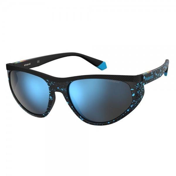occhiali-da-sole-polaroid-pld7032-s6f-60-18-140-unisex-black-blu-lenti-blu-mirror-polarizzato