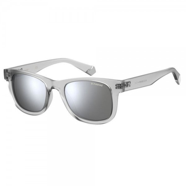 occhiali-da-sole-polaroid-pld8009-kb7-44-18-125-baby-matt-grey-lenti-grey-silver-mirror-polarizzato