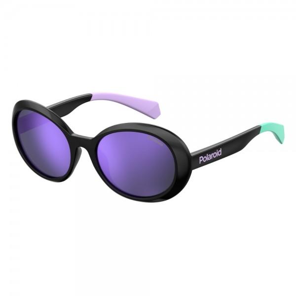 occhiali-da-sole-polaroid-pld8033-807-49-17-125-junior-nero-lenti-viola-specchiato-polarizzato