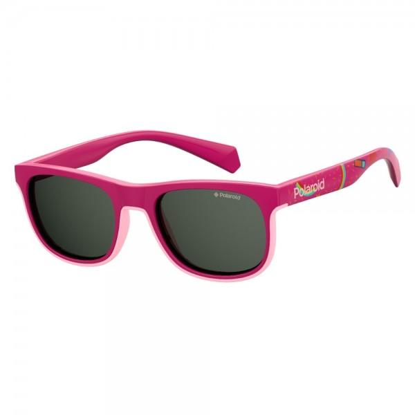 occhiali-da-sole-polaroid-pld8035-mu1-45-17-125-junior-fuchsia-lenti-grigio-polarizzato