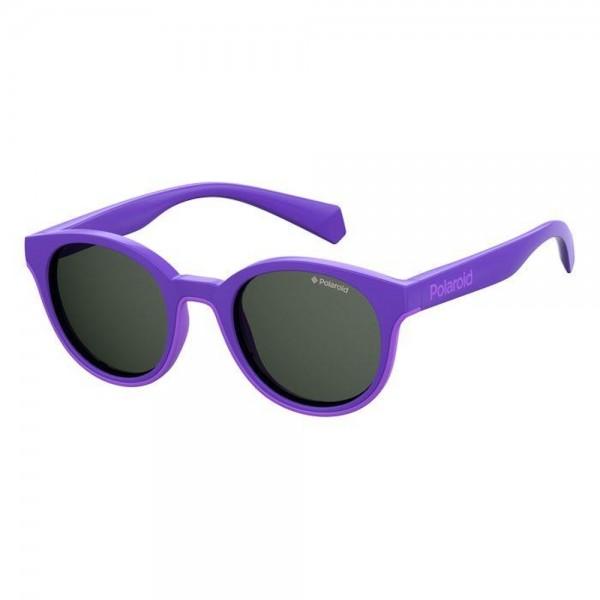 occhiali-da-sole-polaroid-pld8036-b3v-42-19-125-junior-violet-lenti-grigio-polarizzato