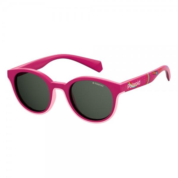 occhiali-da-sole-polaroid-pld8036-mu1-42-19-125-junior-fuchsia-lenti-grigio-polarizzato