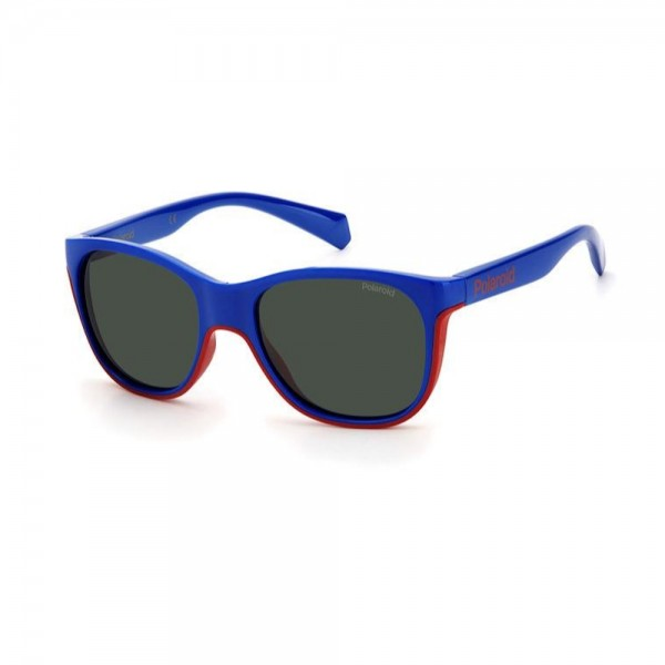 occhiali-da-sole-polaroid-pld8043-s-8ru-47-16-125-junior-blu-rosso-bianco-lenti-grey-polarizzato