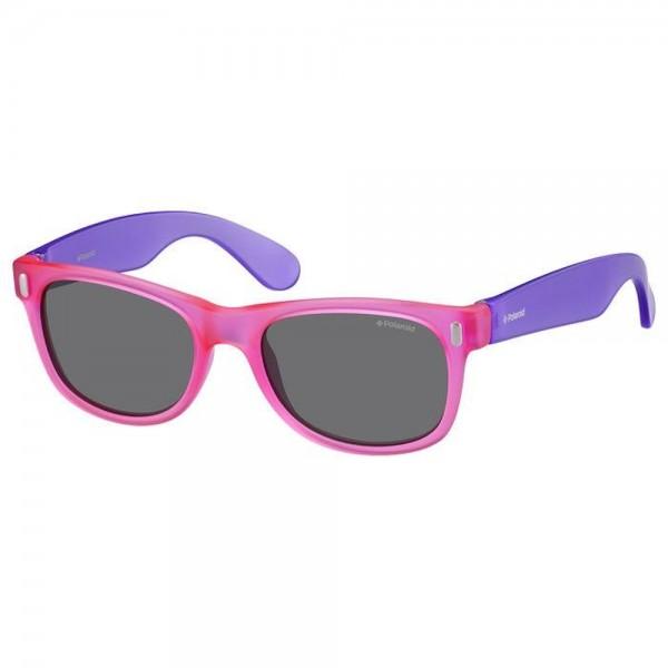 occhiali-da-sole-polaroid-po115-iub-46-16-130-junior-violet-lenti-grigio-polarizzato