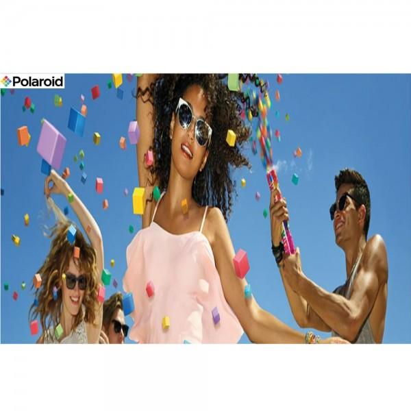 occhiali-da-sole-polaroid-unisex-nero-opaco-lenti-blu-specchiato-polarizzato-pld6013-dl5-jy-50-22-145