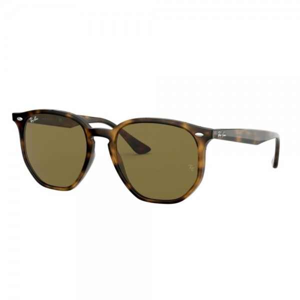 occhiali-da-sole-ray-ban-rb4306-710-73-54-19-145-unisex-havana-lenti-dark-brown