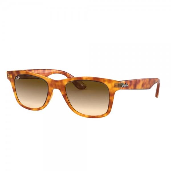 occhiali-da-sole-ray-ban-rb4640-647551-50-20-150-unisex-havana-lenti-clear-gradient-brown