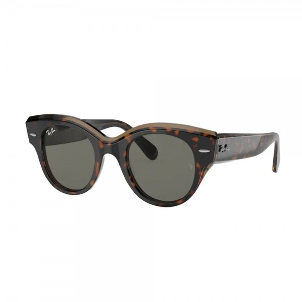 occhiali-da-sole-ray-ban-rb2192-1292b1-47-22-145-donna-havana-on-transparent-brown-lenti-dark-grey
