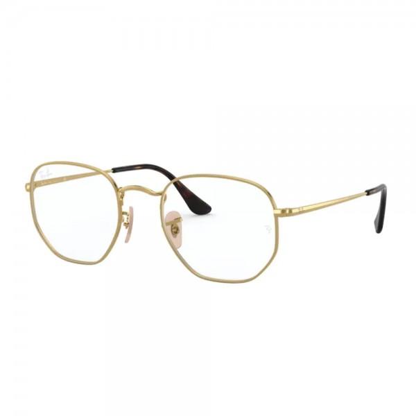 occhiali-da-vista-ray-ban-rx6448-2500-51-21-145-unisex-oro