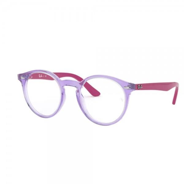 occhiali-da-vista-ray-ban-ry1594-3810-42-19-130-unisex-transparent-violet