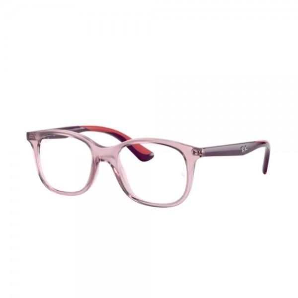 occhiali-da-vista-ray-ban-ry1604-3864-46-16-130-unisex-transparent-violet