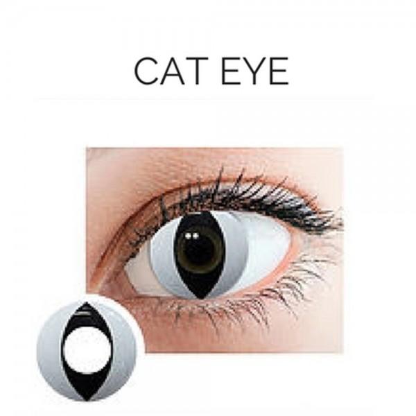 lenti-a-contatto-colorate-giornaliere-queen-s-fun-&-look-cat-eye-white