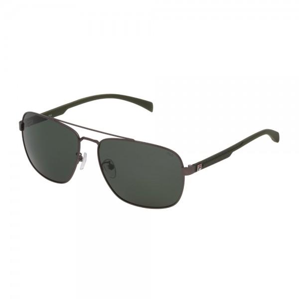 occhiali-da-sole-fila-sf8493-627z-60-16-145-unisex-bachelite-opaca-lenti-green-polarizzato