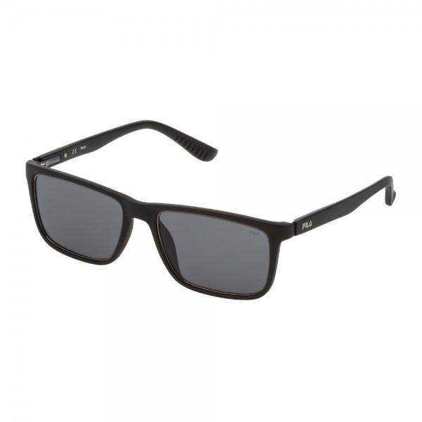 occhiali-da-sole-fila-sf9245-u28p-54-18-140-uomo-nero-opaco-lenti-smoke-polarizzato