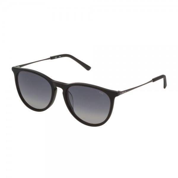 occhiali-da-sole-fila-sf9246-703p-53-19-145-unisex-nero-sabbiato-opaco-lenti-smoke-gradient-polarizzato