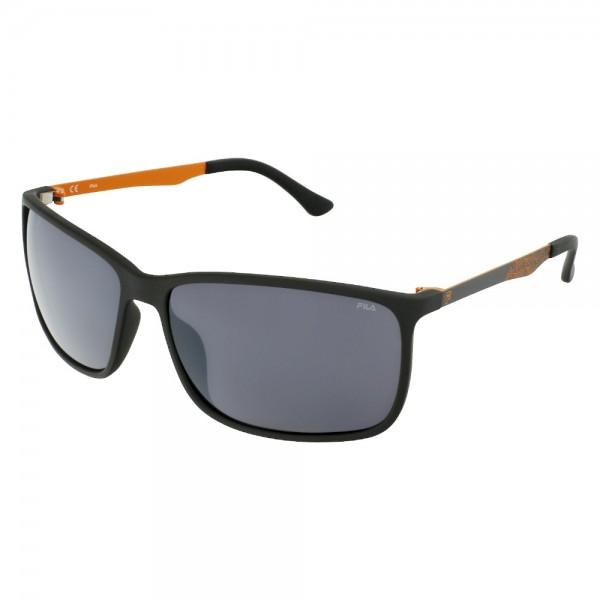 occhiali-da-sole-fila-sf9383-968x-62-14-130-unisex-grigio-scuro-opaco-lenti-smoke-mirror-silver