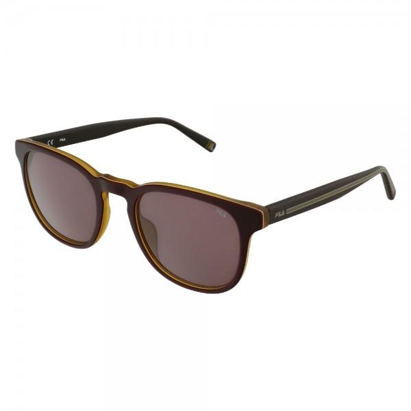occhiali-da-sole-fila-sf9392-0l77-51-21-140-unisex-marrone-giallo-lenti-brown
