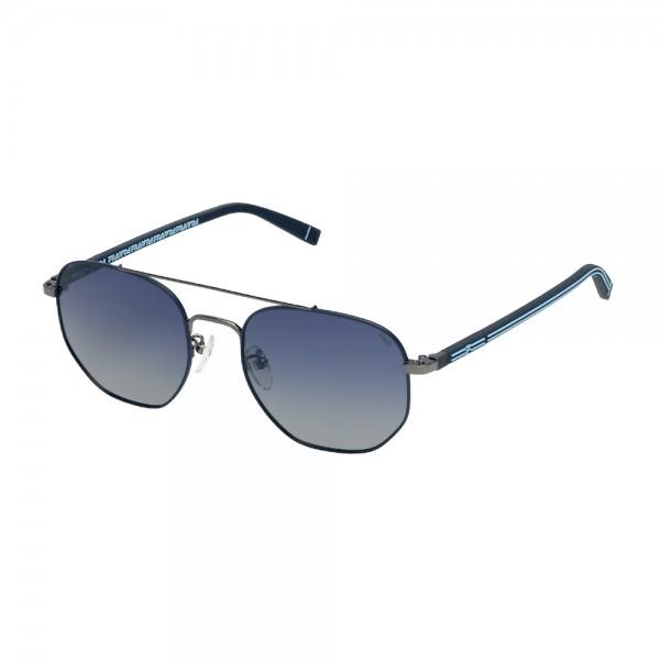 occhiali-da-sole-fila-sfi096-k53p-54-20-145-unisex-bachelite-lucida-con-parti-blu-lenti-blue-gradient-polarizzato