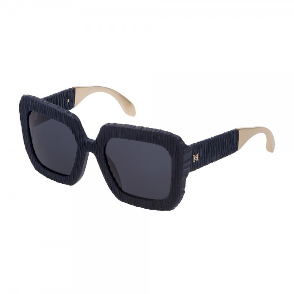 occhiali-da-sole-carolina-herrera-new-york-shn600-d82m-54-21-145-donna-blu-pieno-opaco-lenti-blu