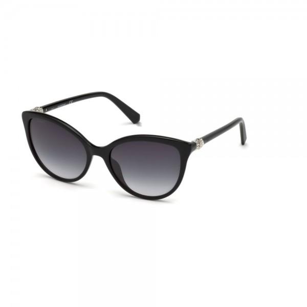 occhiali-da-sole-swarovski-donna-nero-lucido-lenti-fumo-gradient-sk0147-s-01b-57-17-135