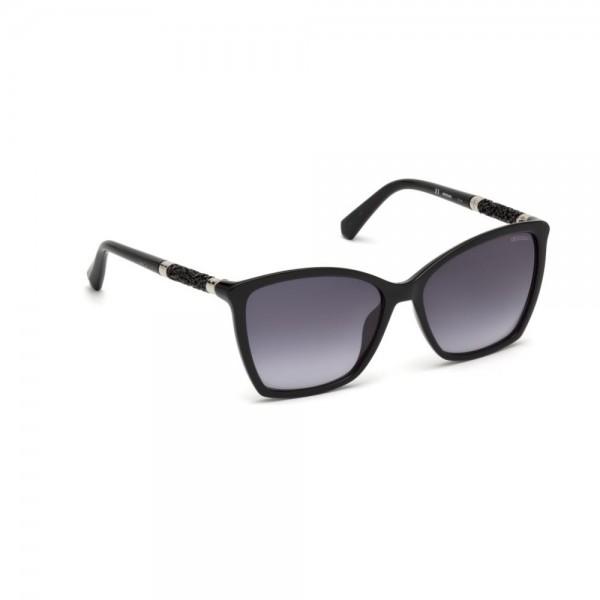 occhiali-da-sole-swarovski-donna-nero-lucido-lenti-fumo-gradient-sk0148-s-01b-56-15-135