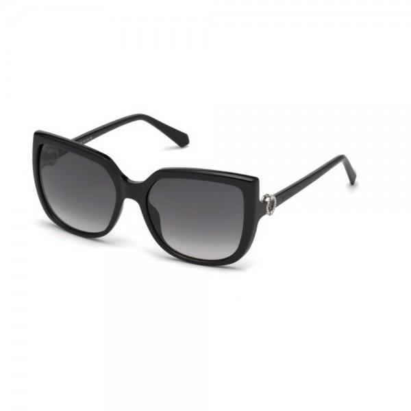 occhiali-da-sole-swarovski-donna-nero-lucido-lenti-fumo-gradient-sk0166-s-01b-56-17-140
