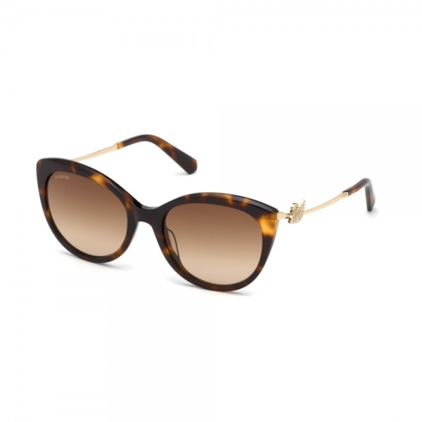occhiali-da-sole-swarovski-sk0221-s-52f-54-19-135-donna-avana-scuro-lenti-marrone-gradient